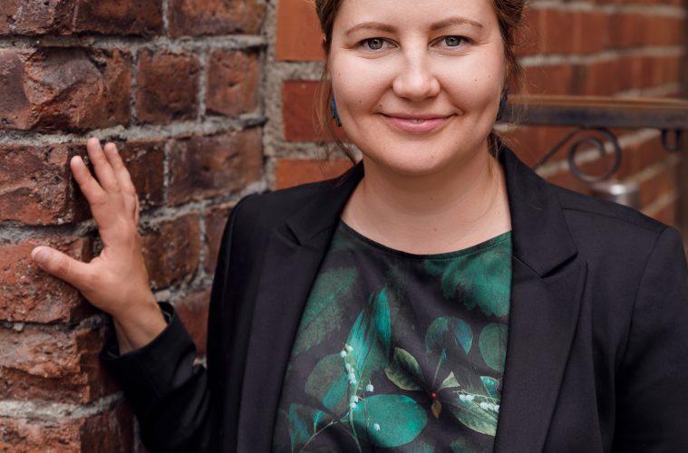 Vasemmiston varapuheenjohtaja Minna Minkkinen